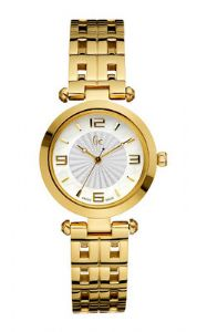 GUESS Collection Gc B1-Class Gold plated Ladies Watch X17005L1